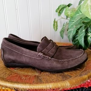 Women's Munro American 6.5W Brown loafers